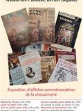 Journées du patrimoine 2016 -Affiches commémoratives de la chouannerie