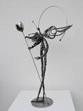 Rendez Vous aux Jardins 2018 -Alain Goisbault expose ses sculptures