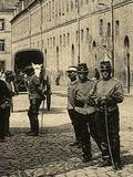 Journées du patrimoine 2016 -Exposition dédiée à l'Ancien quartier de cavalerie d'Abbeville
