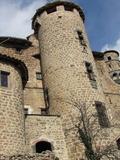 Journées du patrimoine 2016 -Animation médiévale et visites commentées du château de Hautsegur à Meyras