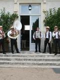 Journées du patrimoine 2016 -Animation musicale déambulatoire par Groupomogène Dixieland Jazzband
