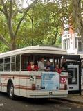 Journées du patrimoine 2016 -Animations autour du patrimoine des transports urbaisn toulousains (circulation d'anciens autobus, exposition)