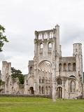 Rendez Vous aux Jardins 2018 -Visite libre pour découvrir le jardin de l'Abbaye de Jumièges