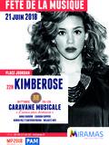Fête de la musique 2018 - Kimberose, Anna Farrow, Carbon Copper, Ruben Paz y Cheverefusion et Wilko & Ndy