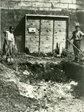Journées du patrimoine 2016 -Août 1944, à la veille de la Libération, exécution de résistants au château