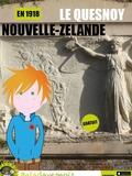 Journées du patrimoine 2016 -Application: parcours : « Le Quesnoy/Nouvelle-Zélande 1918 »