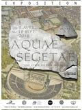 Journées du patrimoine 2016 -Aquae Segetae, une étape en pays ségusiave
