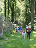 Rendez Vous aux Jardins 2018 -Arboretum ou bois orné? Evolution et restauration du parc 2018