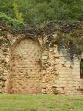 Journées du patrimoine 2016 -Archéologie de l'Enclos abbatial de Saint-Amand-de-Coly