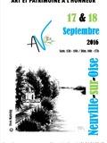 Journées du patrimoine 2016 -Art Val-d'Oise