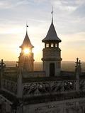 Journées du patrimoine 2016 -Ascension des tours de la collégiale Saint-Vulfran