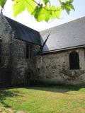 Journées du patrimoine 2016 -Visite libre de l'ancienne église du vieux bourg de Nozay