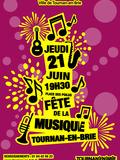Fête de la musique 2018 - Association Fortunella et le Conservatoire Couperin