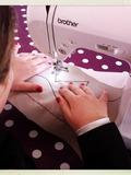 Journées du patrimoine 2016 -Atelier couture enfants