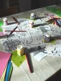 Journées du patrimoine 2016 -Atelier pédagogique patchwork et création