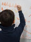 Journées du patrimoine 2016 -Atelier pour les enfants autour du vitrail papier