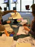 Journées du patrimoine 2016 -Ateliers 4C - Citoyenneté avec le musée