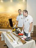 Journées du patrimoine 2016 -Ateliers au musée de l'Armée: coulisses, démonstrations et savoir-faire