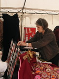 Journées du patrimoine 2016 -Ateliers d'habillage par le lycée Jules Vernes de Sartrouville