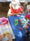 Rendez Vous aux Jardins 2018 -Ateliers pédagogiques au domaine de l'Escarelle