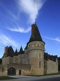 Journées du patrimoine 2016 -Au cœur du Val de Loire, visitez le château de Fougères-sur-Bièvre