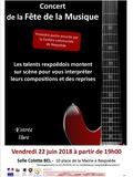 Fête de la musique 2018 - Aux sources du talent