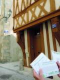 Journées du patrimoine 2016 -Avallon, quels drôles de noms !