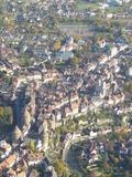 Journées du patrimoine 2016 -Balade aérienne : Le patrimoine vu du ciel à Semur en Auxois