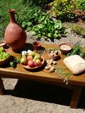 Journées du patrimoine 2016 -Banquet gallo-romain à Châteaumeillant