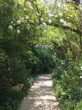 Rendez Vous aux Jardins 2018 -Visite du jardin de la Fondation Villa Datris pour la sculpture contemporaine