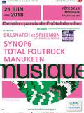 Fête de la musique 2018 - Billsnatch & Spleenkin, les lauréats du Tremplin