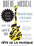 Fête de la musique 2018 - Boeuf Musical
