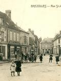 Journées du patrimoine 2016 -Brezolles en cartes postales