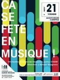 Fête de la musique 2018 - Ca se fête en musique !