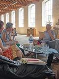 Journées du patrimoine 2016 -Café-débats au Moulinage des Rivières