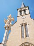 Journées du patrimoine 2016 -Calvaire gothique de Mogneneins