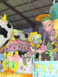 Journées du patrimoine 2016 -Carnaval d'Albi : découverte des ateliers de fabrication
