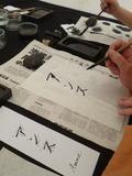 Journées du patrimoine 2016 -Atelier de calligraphie japonaise