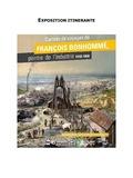 Journées du patrimoine 2016 -Carnets de voyages de François Bonhommé, peintre de l'industrie 1848 - 1866 à SAINT-GERMAIN-DE-MODEON