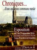 Journées du patrimoine 2016 -Carquefou - chroniques d'une ancienne commune rurale