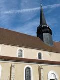 Journées du patrimoine 2016 -Eglise de Cézy