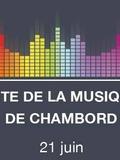 Fête de la musique 2018 - Chambord célèbre la musique de façon royale !