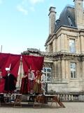 Journées du patrimoine 2016 -Champs fait son show : commedia dell'arte