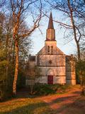 Journées du patrimoine 2016 -Chapelle d'Avigny à Mailly-la-Ville