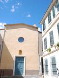 Journées du patrimoine 2016 -Chapelle des Minimes