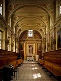 Journées du patrimoine 2016 -Visite de la chapelle Saint-Patrick