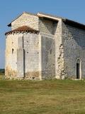 Journées du patrimoine 2016 -Visite libre de la Chapelle Sainte-Matrone de Mazères-sur-Salat, romane et templière