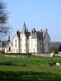 Journées du patrimoine 2016 -Château de Bourgon à Montourtier