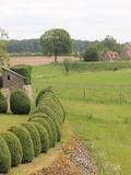 Journées du patrimoine 2016 -Château de Bourgon-Montourtier , le  jardin