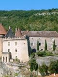 Journées du patrimoine 2016 -Visite commentée du Château de Cabrerets